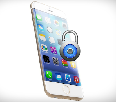 unlock Iphone 6s apple bằng mã code
