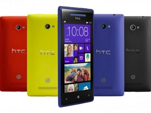 HTC 8X for Verizon starts receiving WP8 GDR3 update