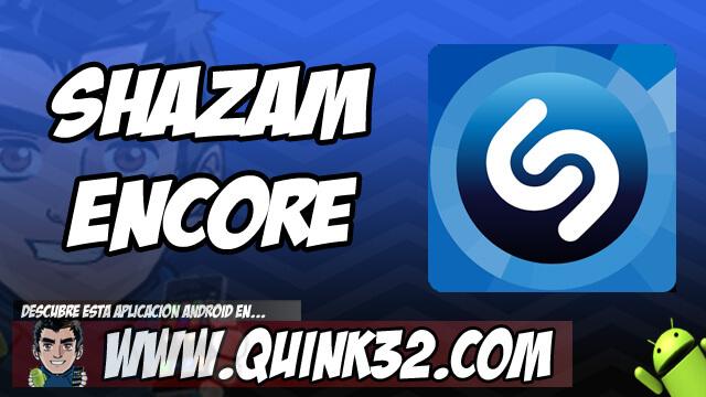 Shazam Encore 7.2.1