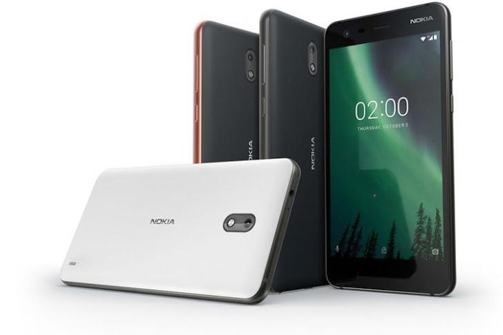 Nokia 2, Smartphone Entry Level Andalkan Baterai Besar