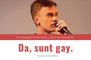 Da, Sunt Gay by George Hentu
