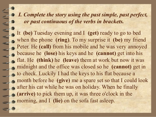 continuous story writing Academic writing doesn't have to be – and shouldn't be – boring  there's  clearly a limit to the amount of actual 'story-telling' you can do when.