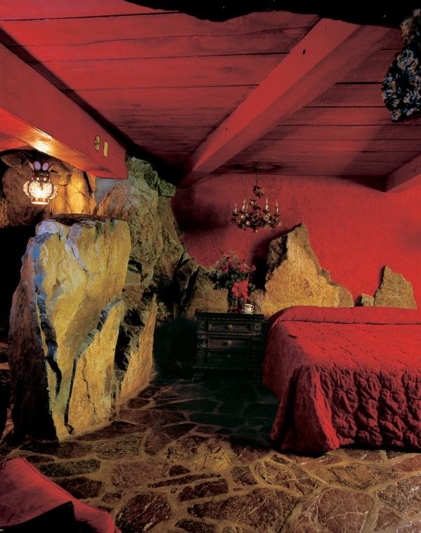 Madonna Inn Rooms