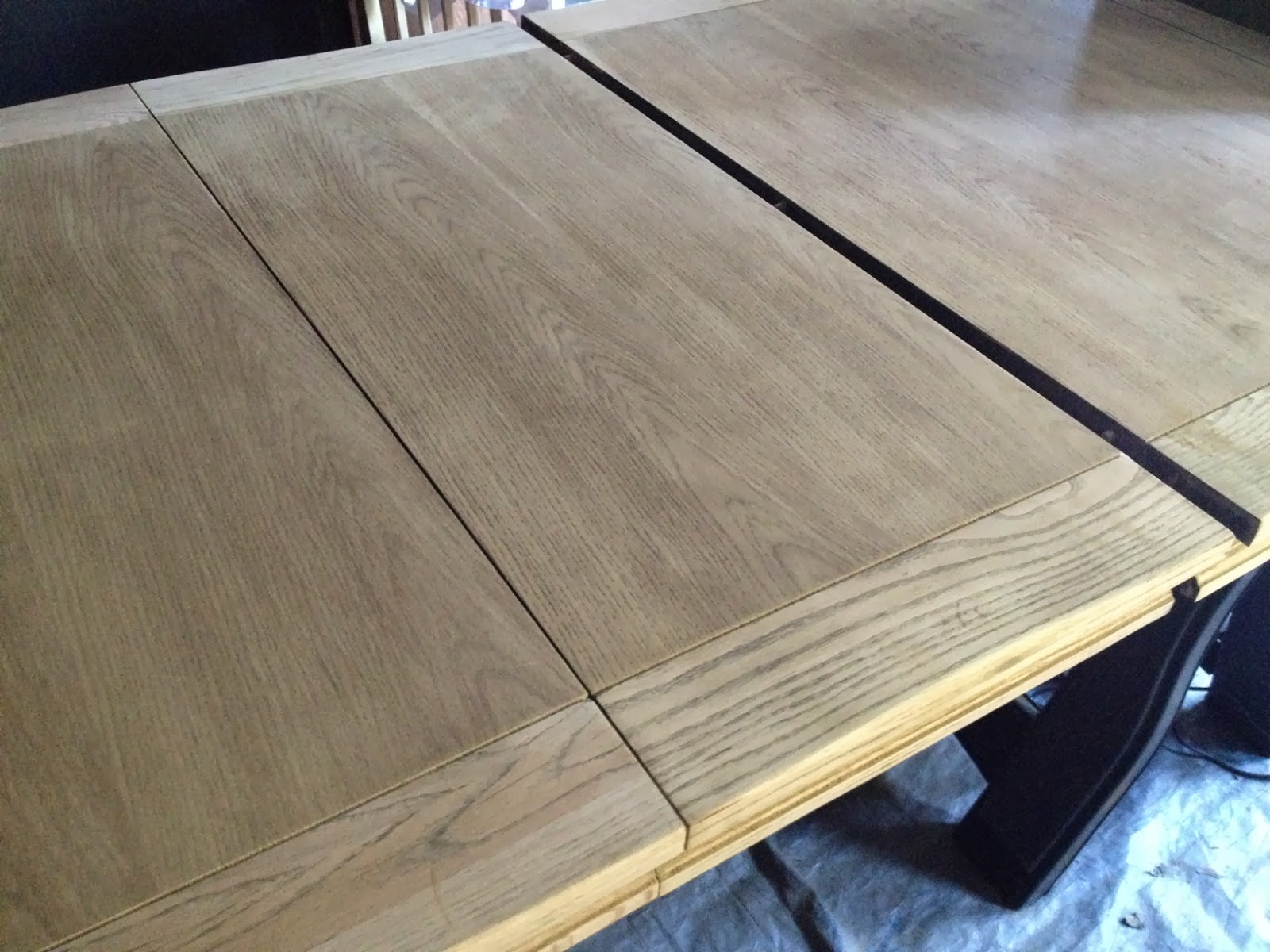 Craigslist Dining Table Makeover Shine Your Light
