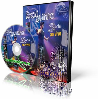 DVD Rodriguinho – Uma História Assim – Filme (2008)