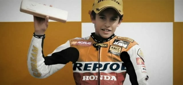 Little Marc Márquez