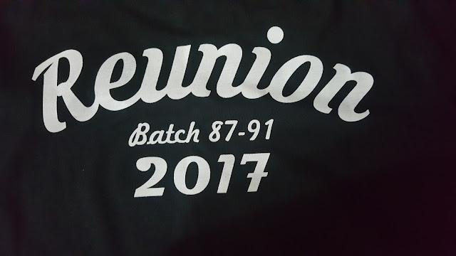 Reunion MHS 87-91  Tahun 2017