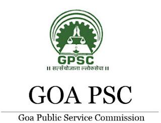 Goa PSC Recruitment 2017 for Teaching & Non- Teaching Posts – Apply Online