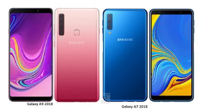 Cara Screenshot Samsung A7 danA9 Terbaru 2018 [Normal dan Panjang]