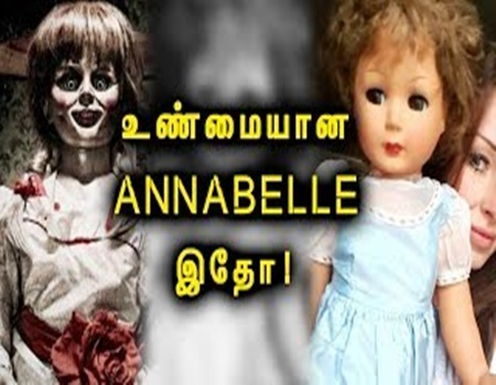 Real Annabelle Doll!