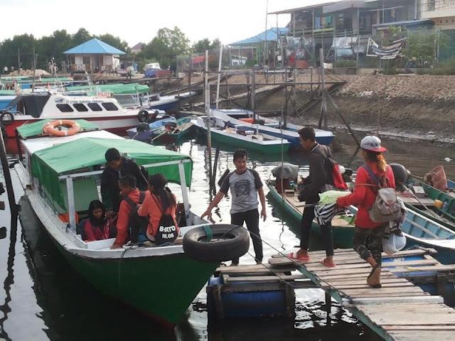 Intip Yuk Wisata Hits di Bontang Kalimantan Timur Beras Basah