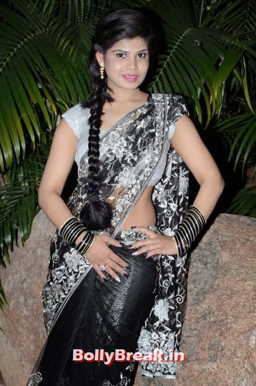 Tamil Bhabhi Hot Pics In Saree - 14 Pics
