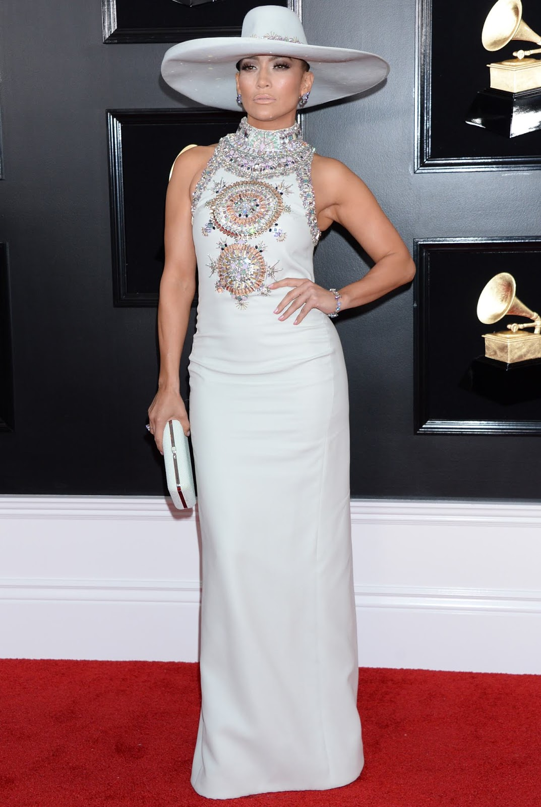 Jennifer Lopez – 61st Annual GRAMMY Awards in Los Angeles - 02/10/2019
