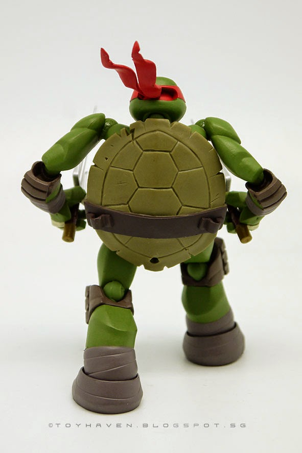 Toyhaven Review Of Kaiyodo Revoltech Nickelodeon Teenage Mutant