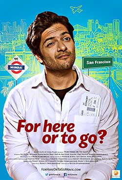 For Here or to Go 2018 Bollywood 300MB Hindi WEB DL 480p