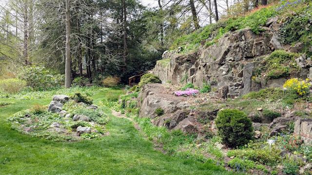 Ботанічний сад Леонарда Джей Бака. Фар Хіллс, Нью-Джерсі (Leonard J. Buck Garden, Far Hills, NJ)