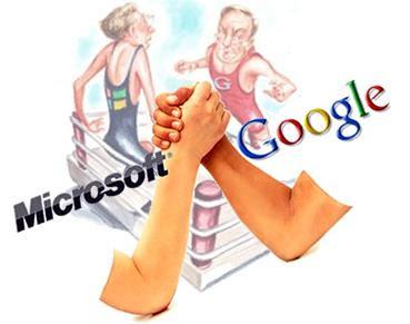 Microsoft files case against Google in European Commission