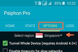 Cara Menggunakan Psiphon Pro Axis Hitz Terbaru 2018