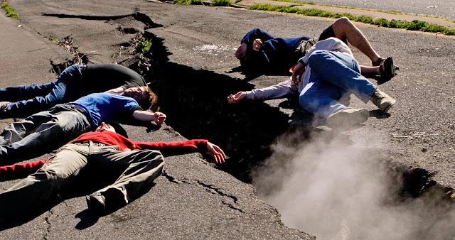 Kosakata Nama-nama Bencana Alam Dalam Bahasa Inggris