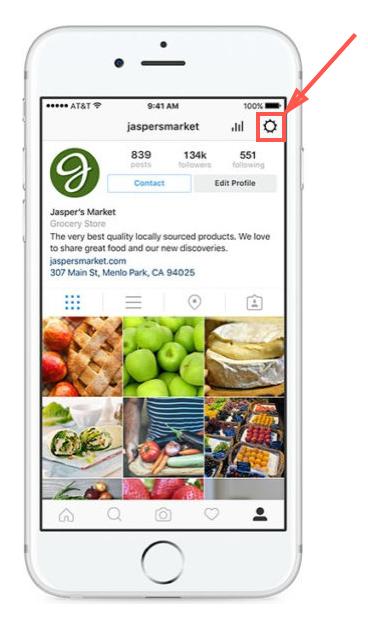 Menghapus / Mengembalikan Akun Bisnis Instagram ke Akun Pribadi