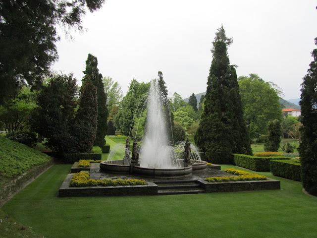 Fontana di Villa Taranto