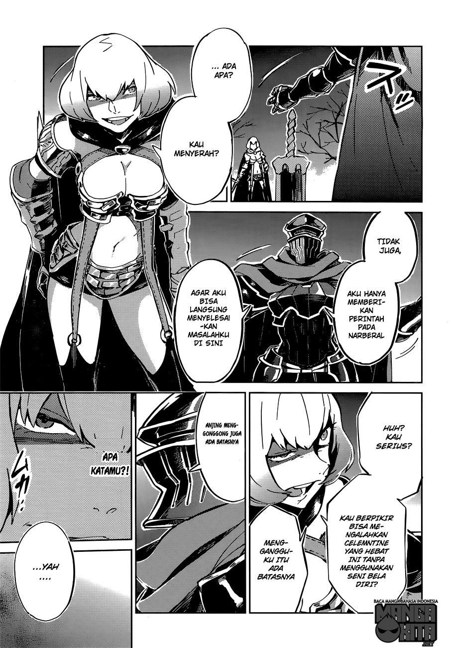 Komik Overlord chapter 9 Bahasa Indonesia