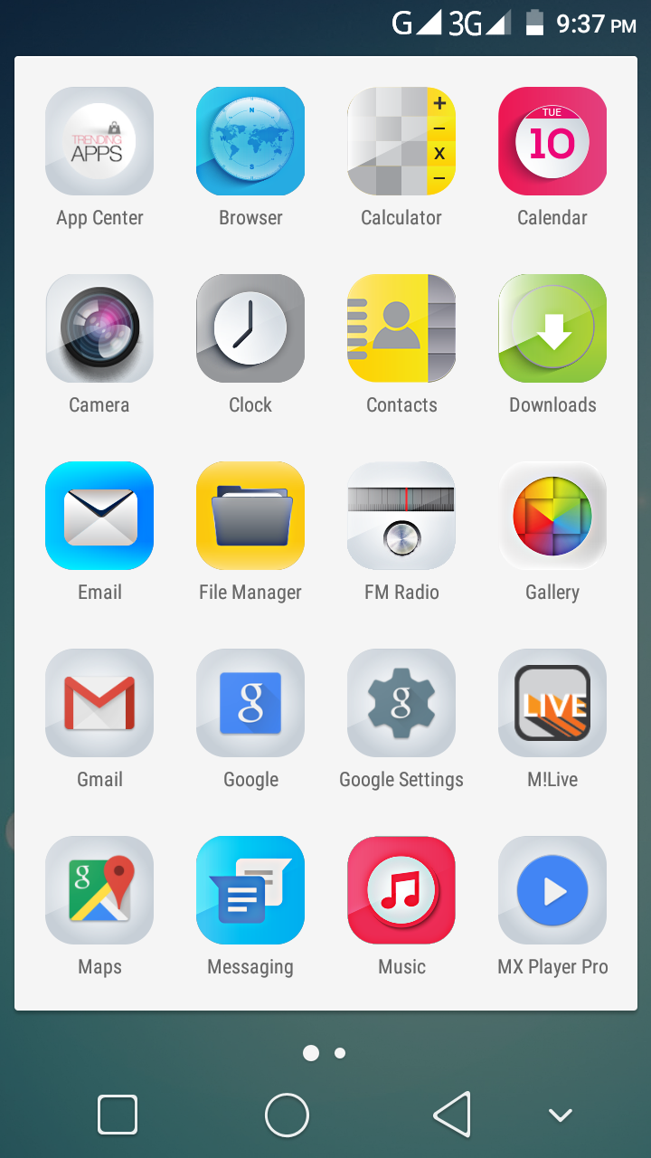 Image result for Vibe Ui 3.0 Custom Rom For Symphony H175