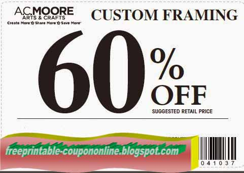 Ac moore coupon 2018 july