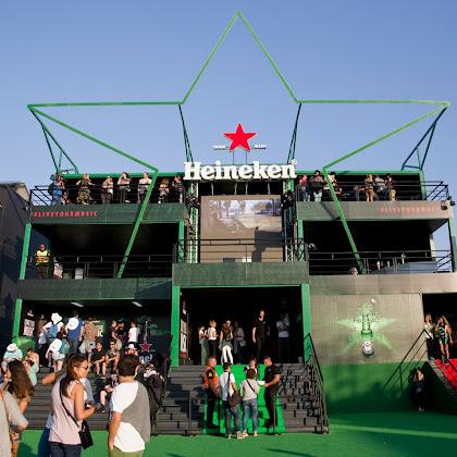 "Heineken - ""Live Your Music"""