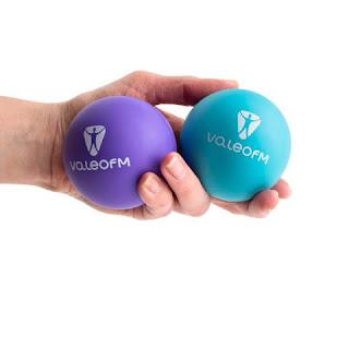 Lacrosse Balls for Myofascial Release
