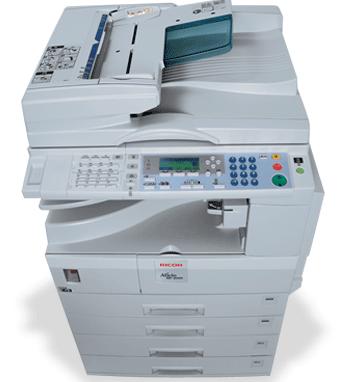 Ricoh aficio mp 171 scanner driver download.