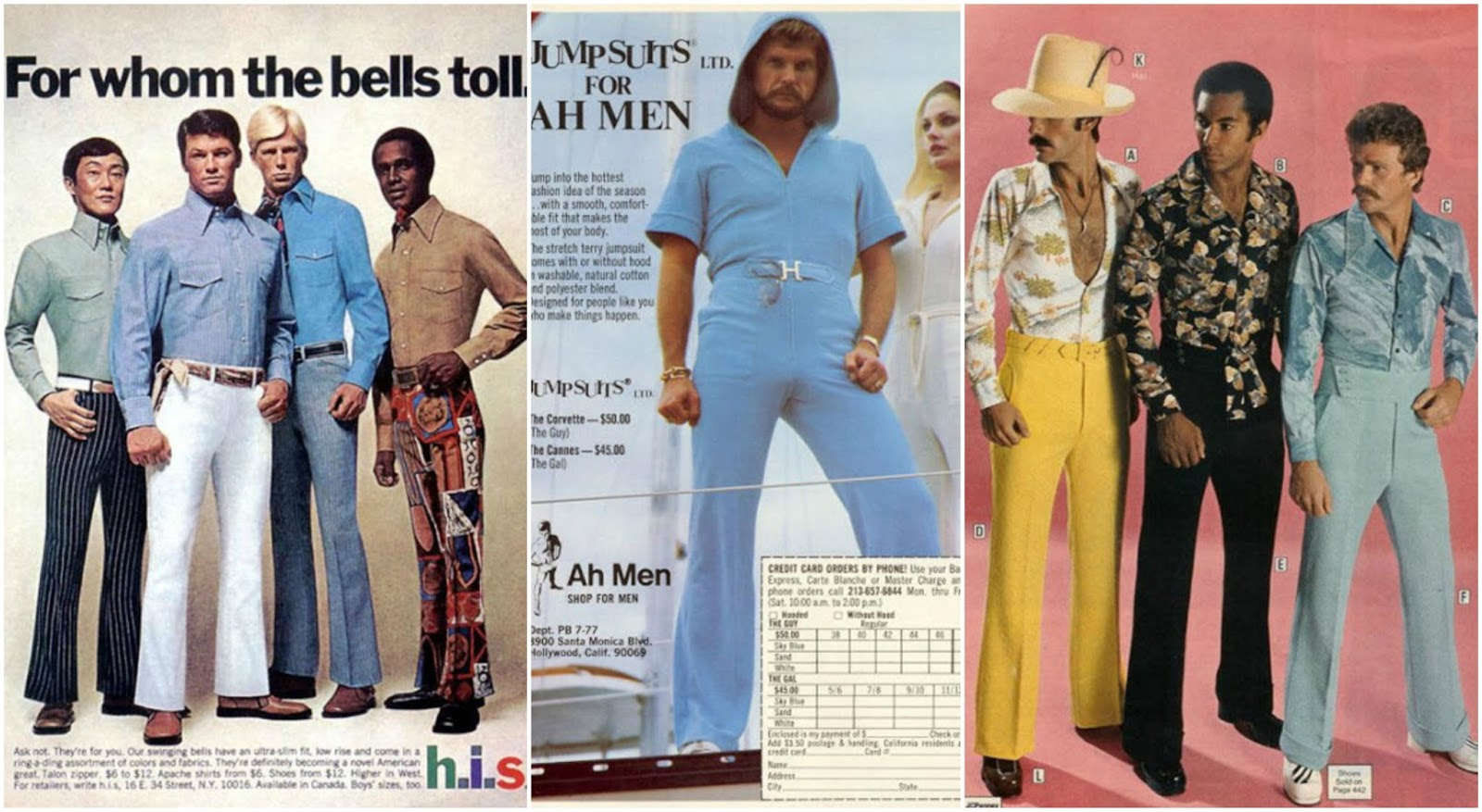 These Weird Fashion Ads From '70s Magazines Are Bound to ...