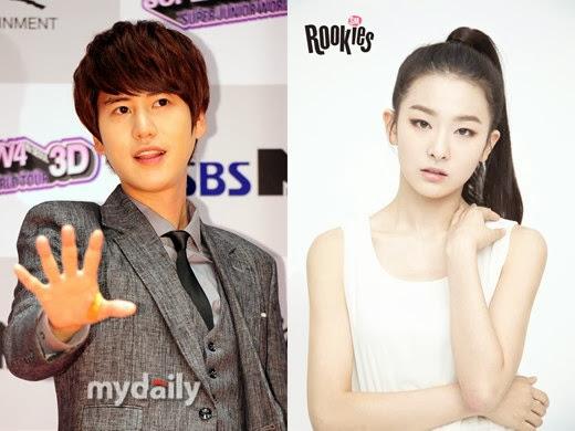 kyuhyun and seul gi dating simulator