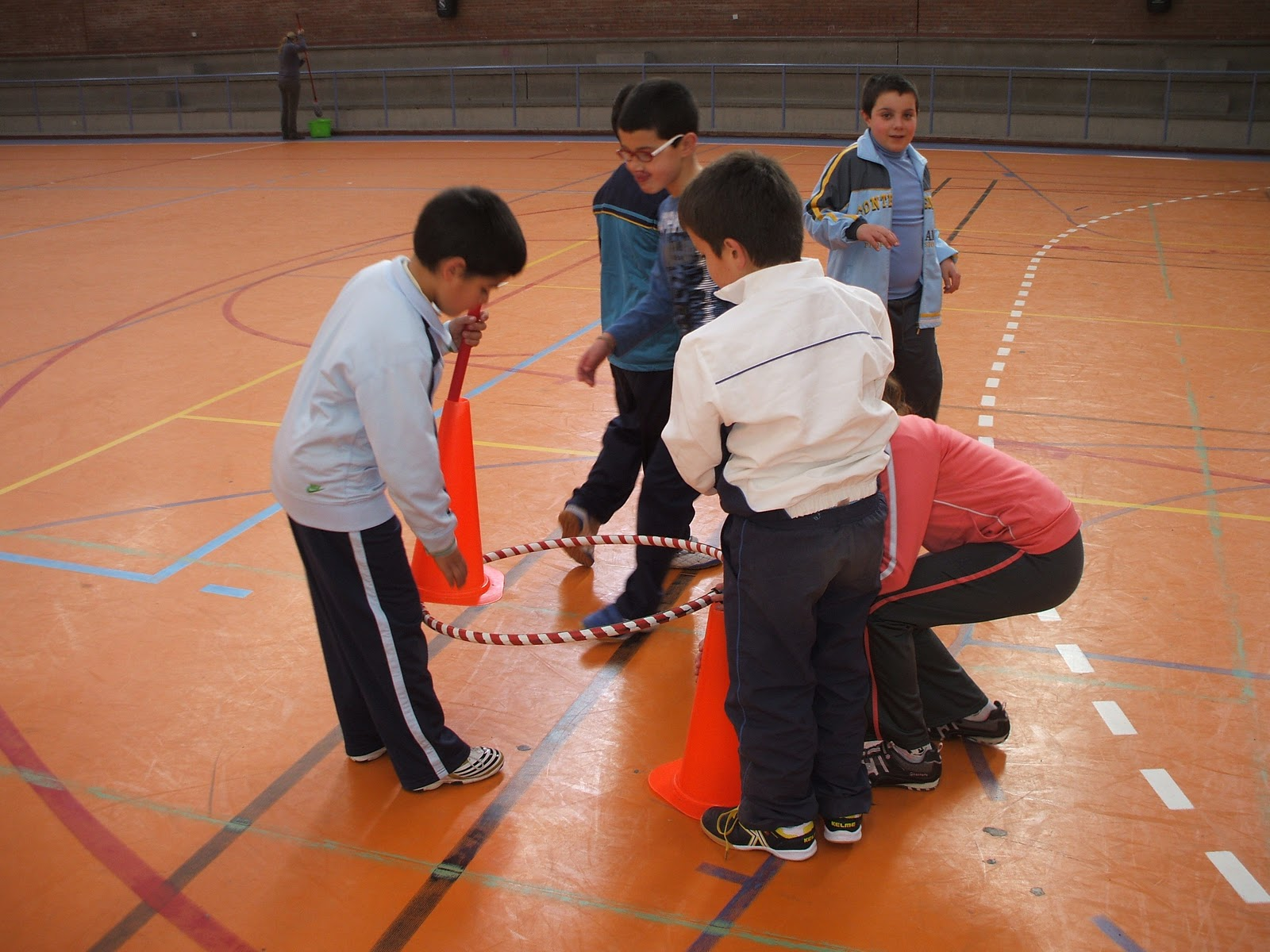 Mi Educacion Fisica Unidad Didactica De Juegos Y Retos Cooperativos