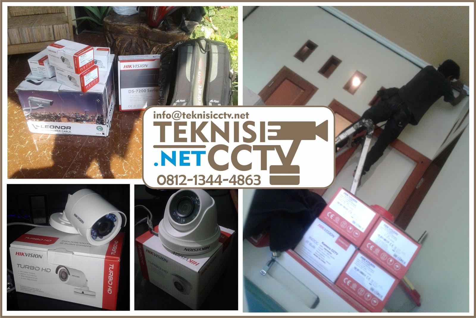Teknisi CCTV Service