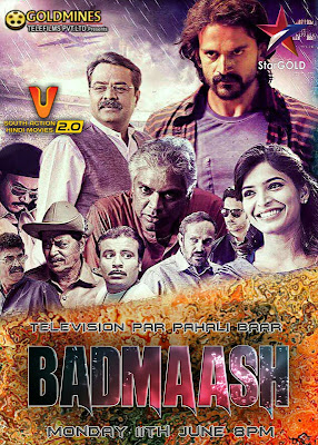 Badmaash 2018 Hindi Dubbed 720p HEVC HD Movie Download