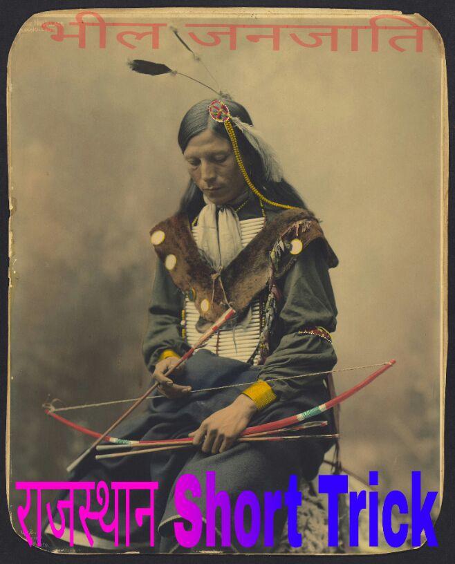भील जनजाति का इतिहास