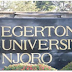 Body of Egerton University Student Found Dangling from a Tree