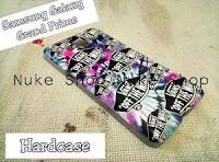 Hasil Jadi Cetak Hardcase Handphone Samsung Galaxy Prime Custom