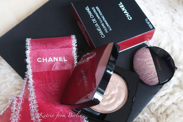 Camelia de Chanel new