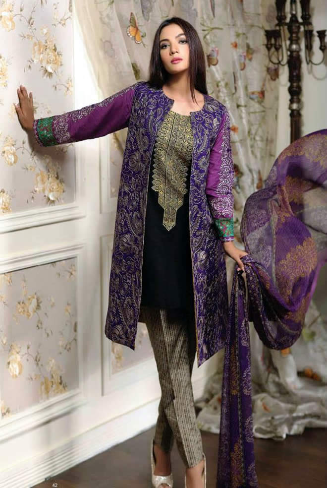 New Pakistani Womens Dresses Trends In 2016