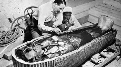 Makam Firaun Dibongkar Pertama kali