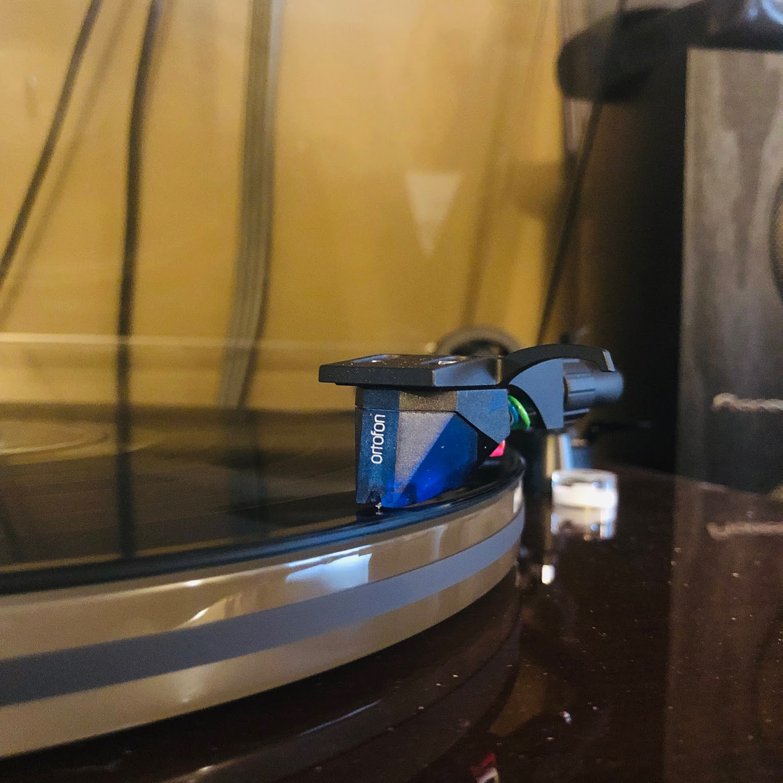 Brian's Vinyl Records: Vinyl Gear Review: My Journey to the