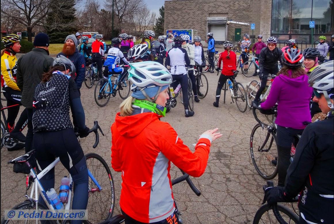 Bike Events in Colorado, Pedal Dancer
