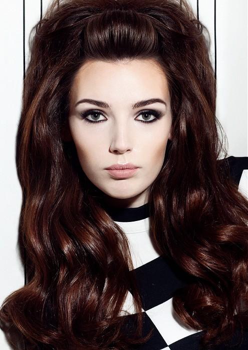 cabello de modo que al final luzcas favorecida y con las ltimas tendencias aqu las mejores imgenes de los mejores peinados y cortes de pelo del