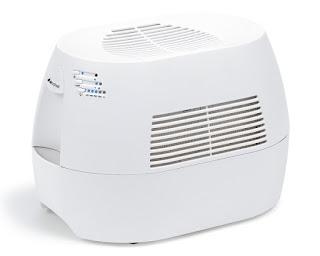 nawilżacz powietrza z funkcją aromaterapii