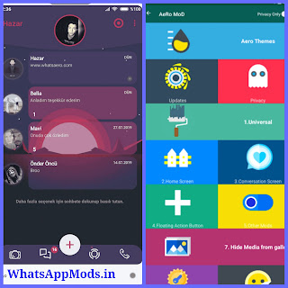 Aero WhatsApp v8.5