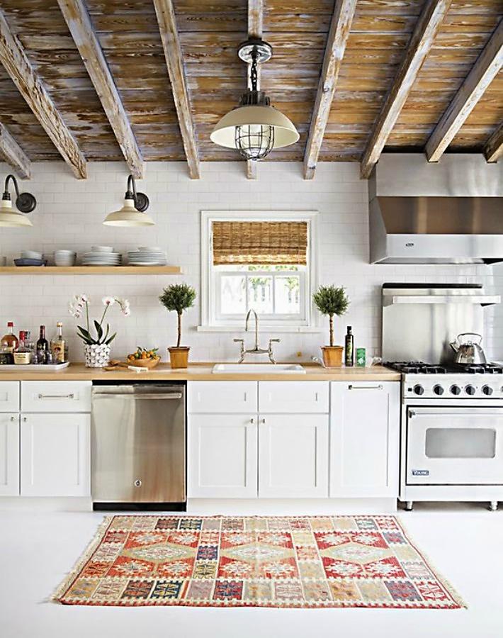 ¿Una alfombra en la cocina? + sorteo alfombra SUKHI