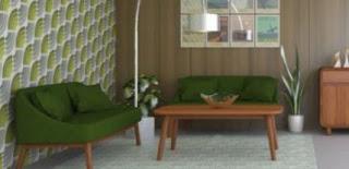 model sofa kayu jati
