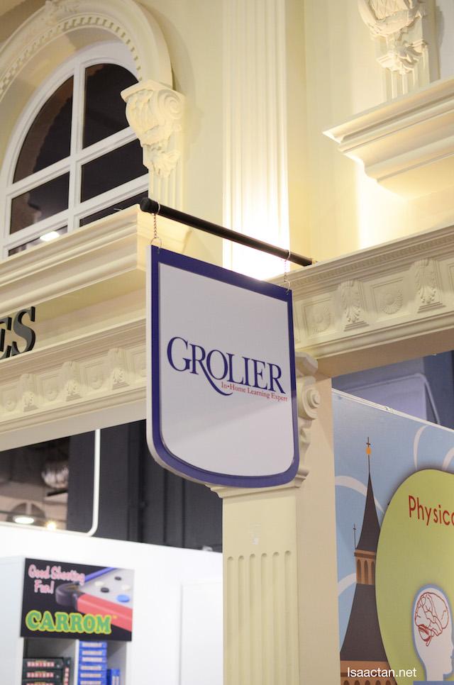 Grolier - In-Home Learning Expert